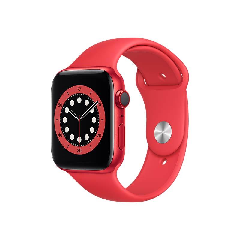 Apple Watch Series 6 GPS + Cellular, Aluminiumgehäuse 44 ...